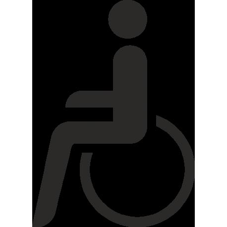 Invalide stickers (zonder achtergrond)