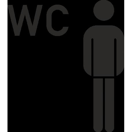 Heren wc stickers (zonder achtergrond)
