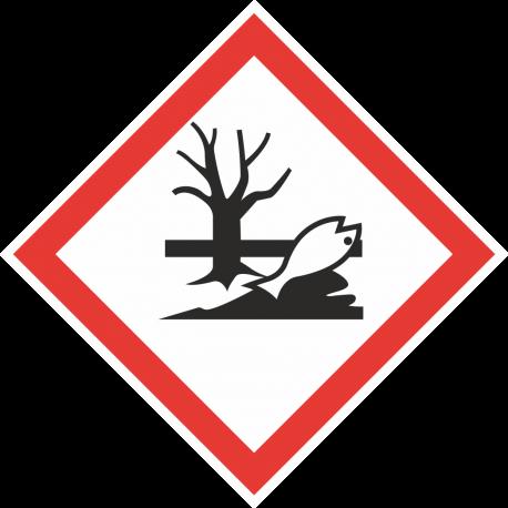 GHS-09 Schadelijk voor het milieu stickers