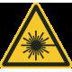 Laserstraal vloerstickers