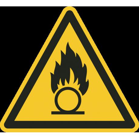 Oxyderende stoffen vloerstickers