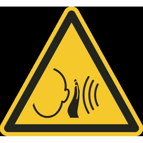 Plotseling hard geluid vloerstickers