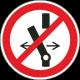 Niet schakelen stickers