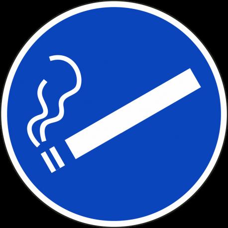 Roken toegestaan stickers