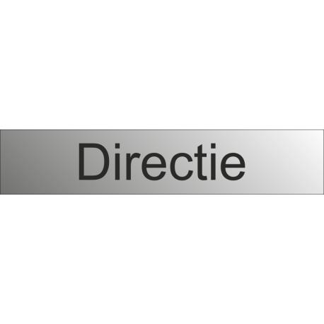 Directie bewegwijzeringsborden