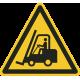 Transportvoertuigen bordjes
