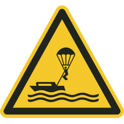 Parasailing stickers