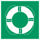 Publieke nooduitrusting stickers