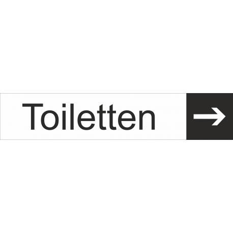 Toiletten rechts stickers (met achtergrond)
