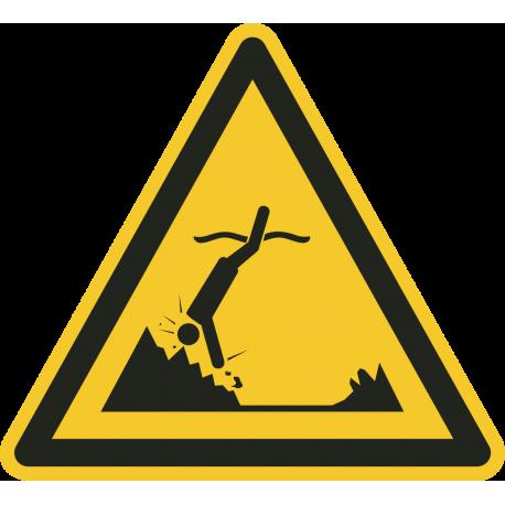 Objecten onder water bordjes
