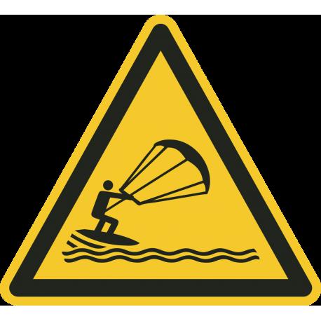 Kitesurfen bordjes