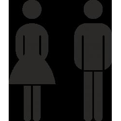 Gezamenlijke toilet stickers (zonder achtergrond)