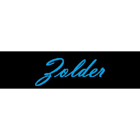 Interieurstickers 'Zolder'
