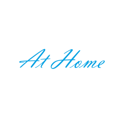 "Interieurstickers ""At Home"""