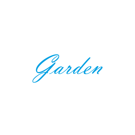 Interieurstickers 'Garden'