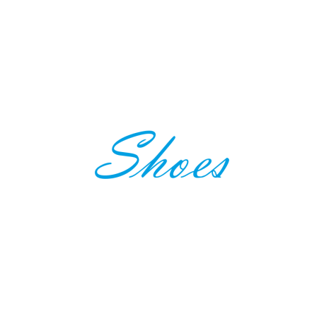 "Interieurstickers ""Shoes"""