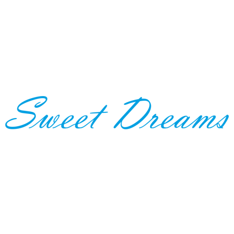 Interieurstickers 'Sweet Dreams'