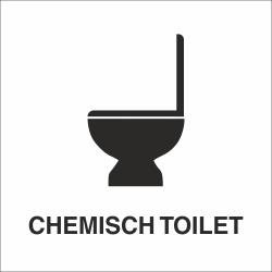 Chemisch toilet stickers (met achtergrond)