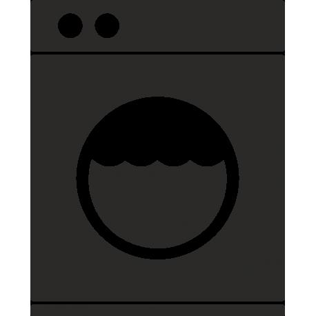 Wasserette stickers (zonder achtergrond)