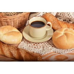 Brood - Foto op plexiglas