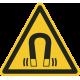 Sterk magnetisch veld stickers