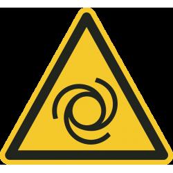 Automatisch startende machine stickers