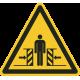 Knellingsgevaar stickers