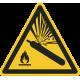 Gashouders onder druk stickers