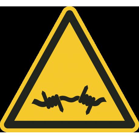Prikkeldraad stickers
