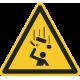 Vallende voorwerpen stickers